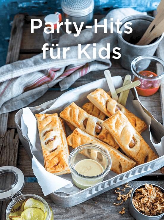 Kollektion Party-Hits für Kids – Foto: Tina Bumann