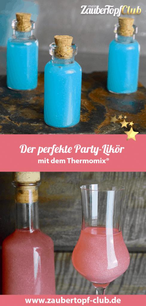 Likör Party Thermomix®-Rezepte – Fotos: Nicole Stroschein