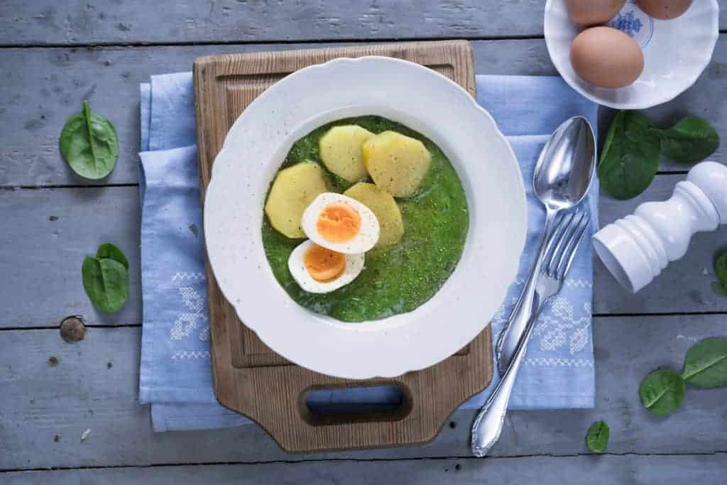 All in One: Rahmspinat aus dem Thermomix® – Foto: Tina Bumann