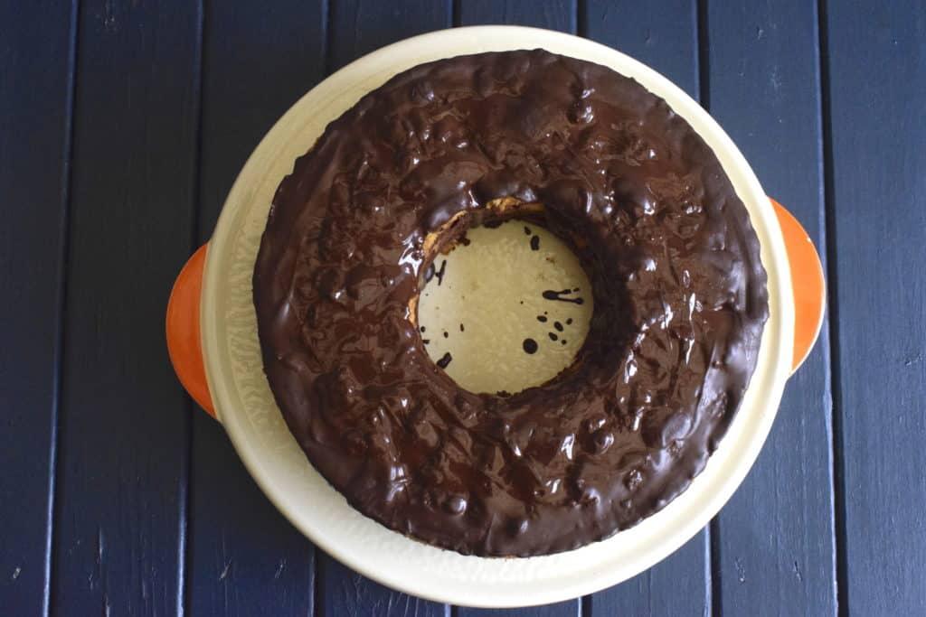 Veganer Marmorkuchen aus dem Thermomix® – Foto: Nicole Stroschein