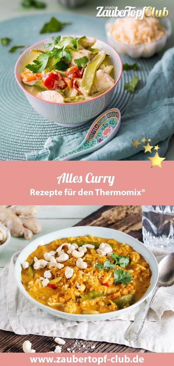 Curry aus dem Thermomix® – Fotos: Tina Bumann und Anna Gieseler