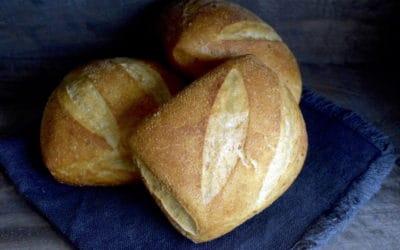 Das perfekte Frühstück: Dinkelbrötchen & Co.
