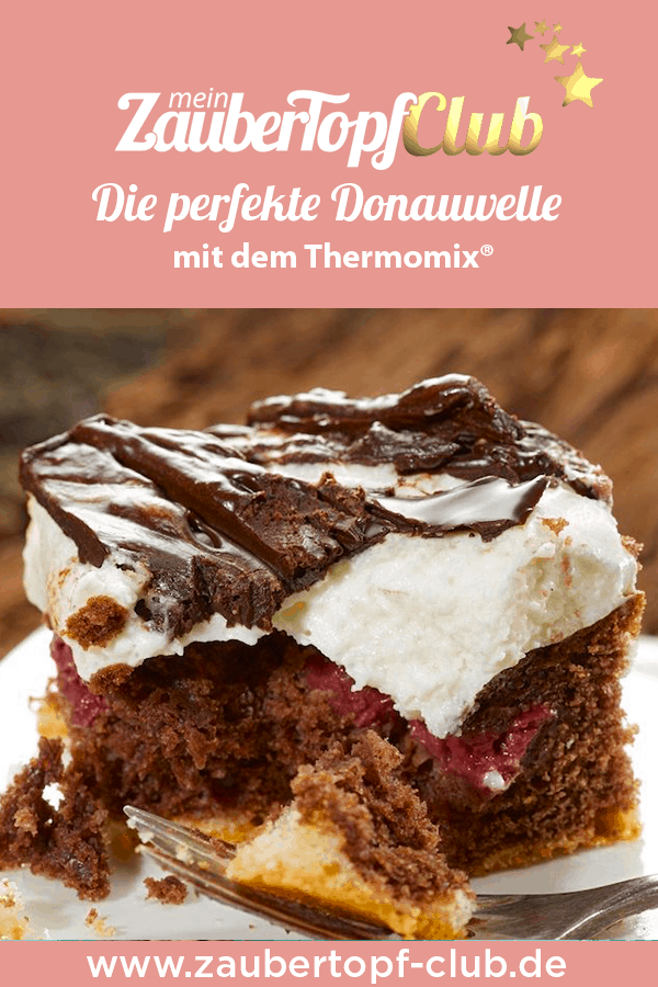 Donauwelle mit dem Thermomix® – Foto: Frauke Antholz