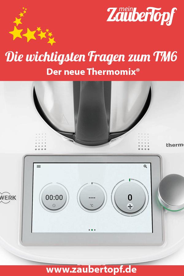 Der Thermomix® TM6 – Foto: Vorwerk