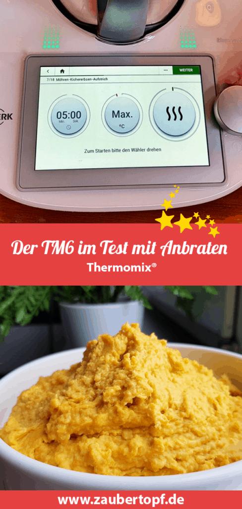 Der Thermomix® TM6 im Test – Fotos: Nicole Stroschein