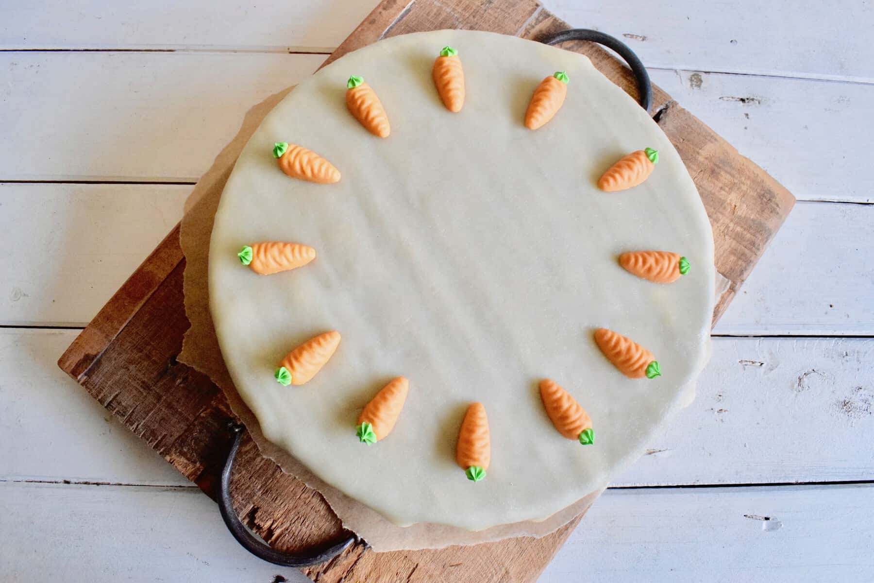Karottenkuchen mit Schokolade mit dem Thermomix® –Foto: Nicole Stroschein