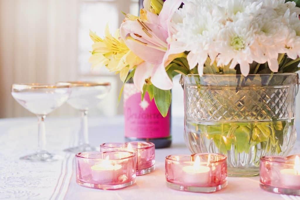 Brunch, Tisch, Deko – Foto: Pixabay