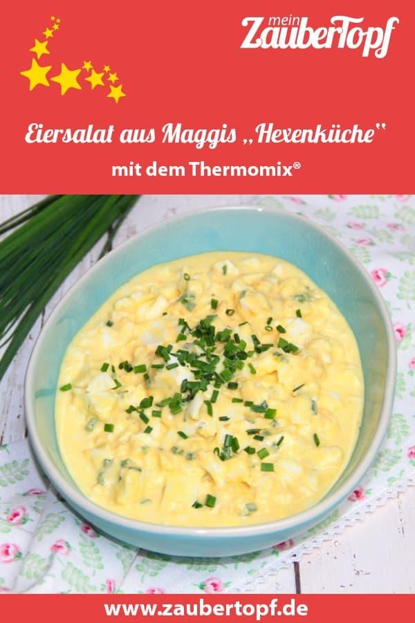 Eiersalat mit dem Thermomix® – Foto: Die Hexenküche