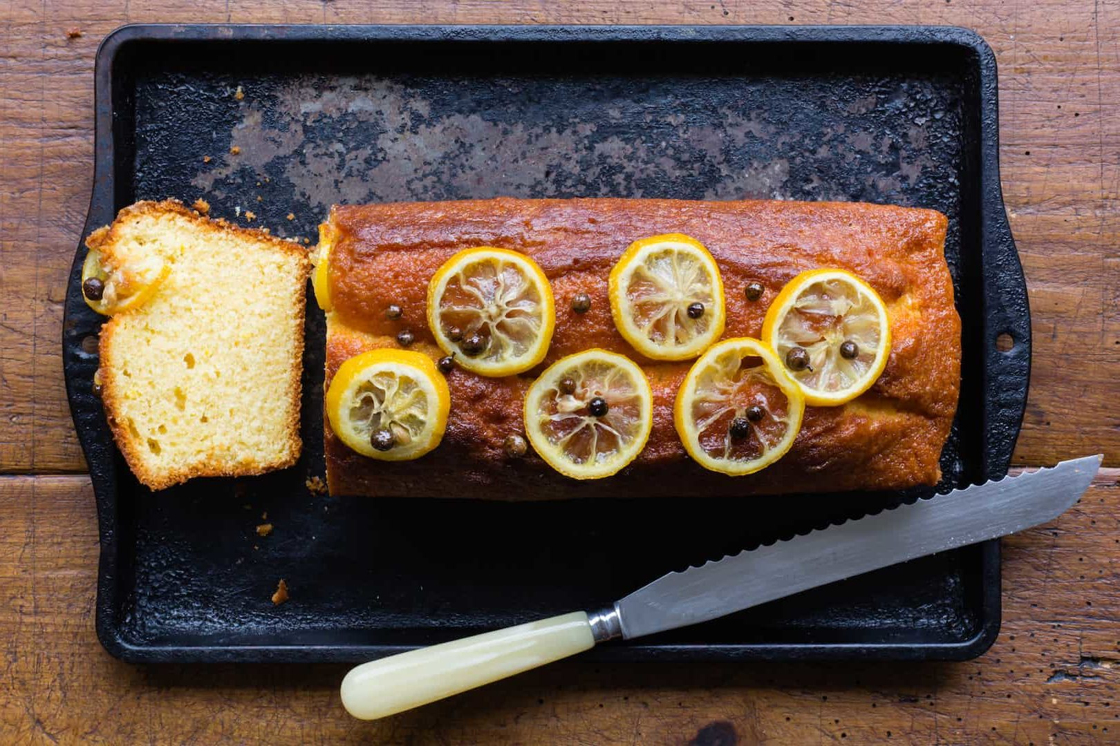 Gin Tonic Kuchen mit dem Thermomix® – Foto: Sophia Handschuh