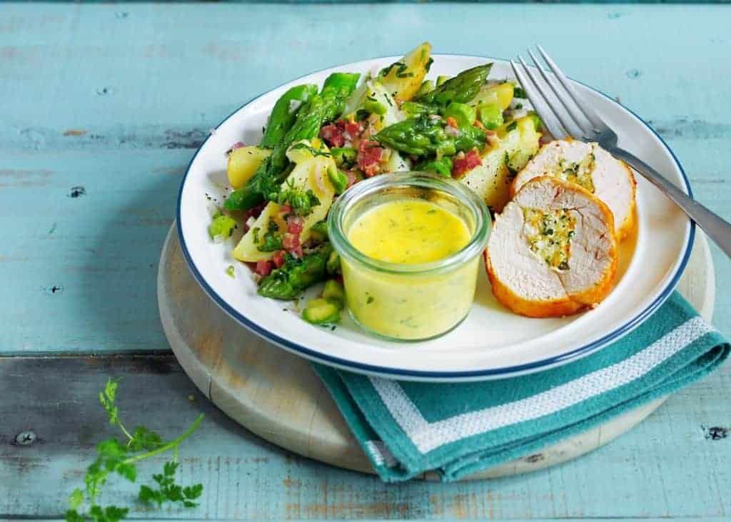 Spargel-Kartofel-Salat mit dem Thermomix® – Foto: Ira Leoni