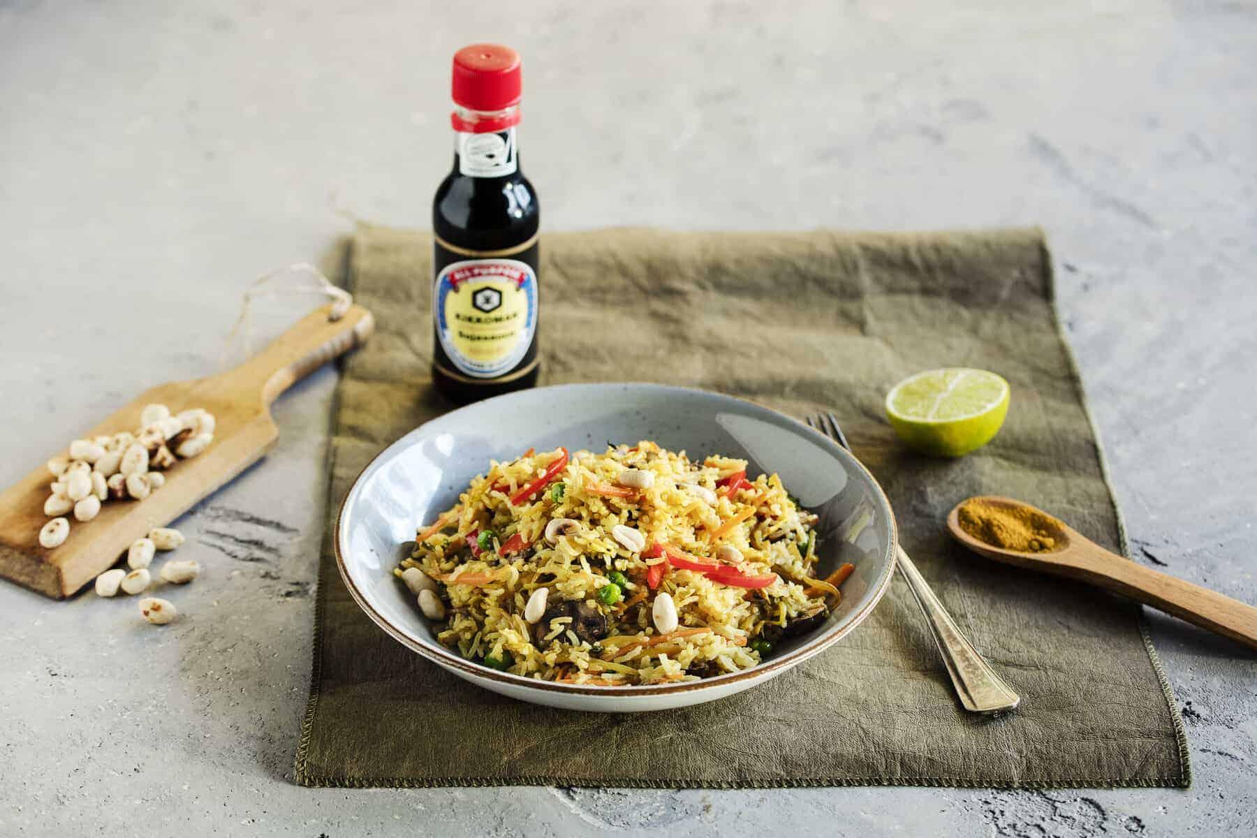 Asiatischer Reis mit Gemüse aus dem Thermomix® –Foto: Anna Gieseler