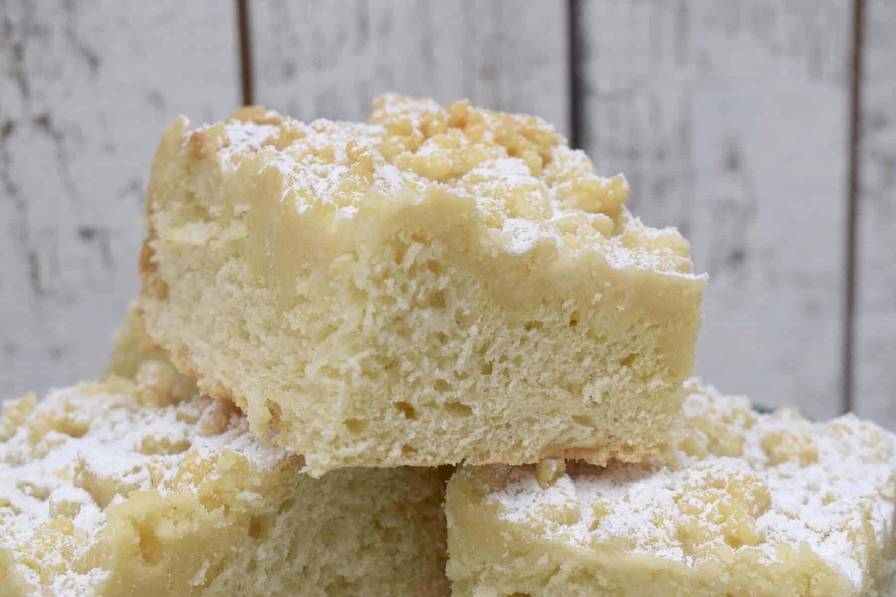 Klassischer Streuselkuchen aus dem Thermomix® – Foto: Nicole Stroschein