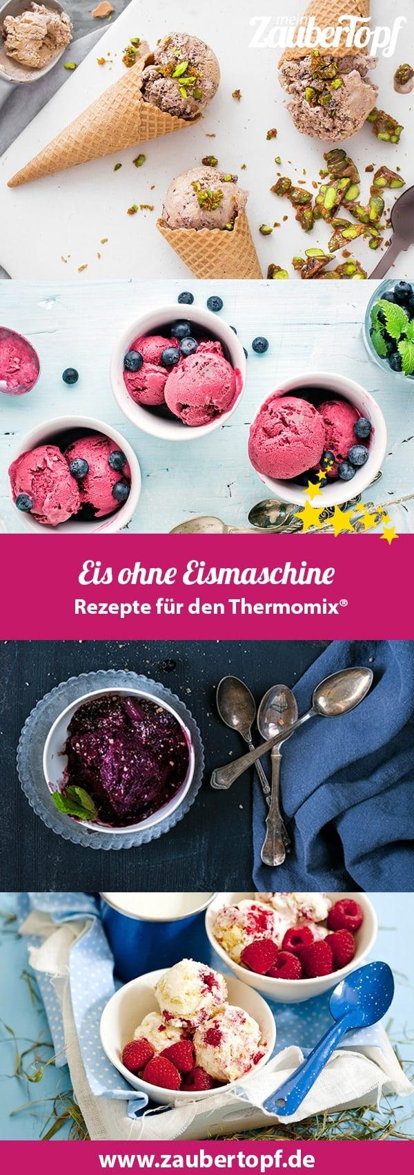 Eis ohne Eismaschine - Fotos: Tina Bumann, Ira Leoni, Frauke Antholz, Getty Images