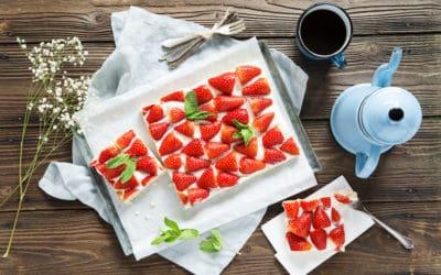 Unsere liebsten Rezepte mit Erdbeeren