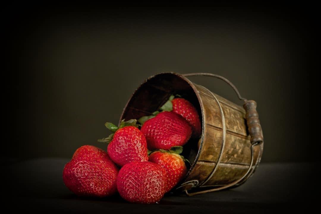 Erdbeeren – Foto: Pixabay