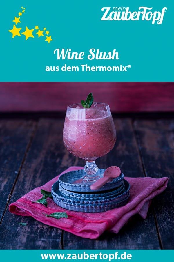 Wine Slush aus dem Thermomix® - Foto: Tina Bumann