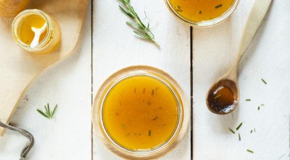 Aprikosen-Konfitüre mit Rosmarin aus dem Thermomix – Foto: Kathrin Knoll