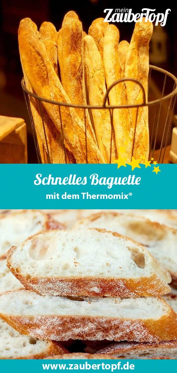 Schnelles Baguette mit dem Thermomix® – Fotos: Pixabay