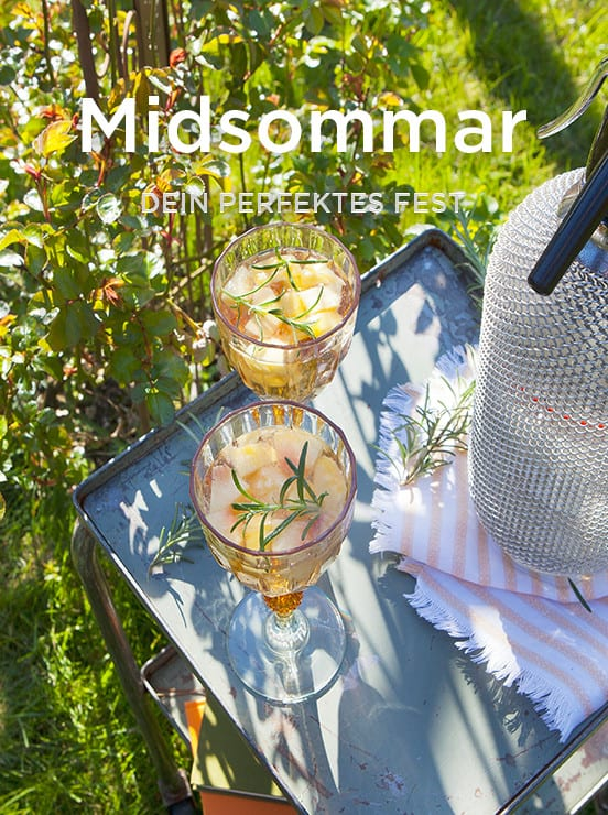 Midsommar Kollektion mein ZauberTopf-Club – Foto: Frauke Antholz