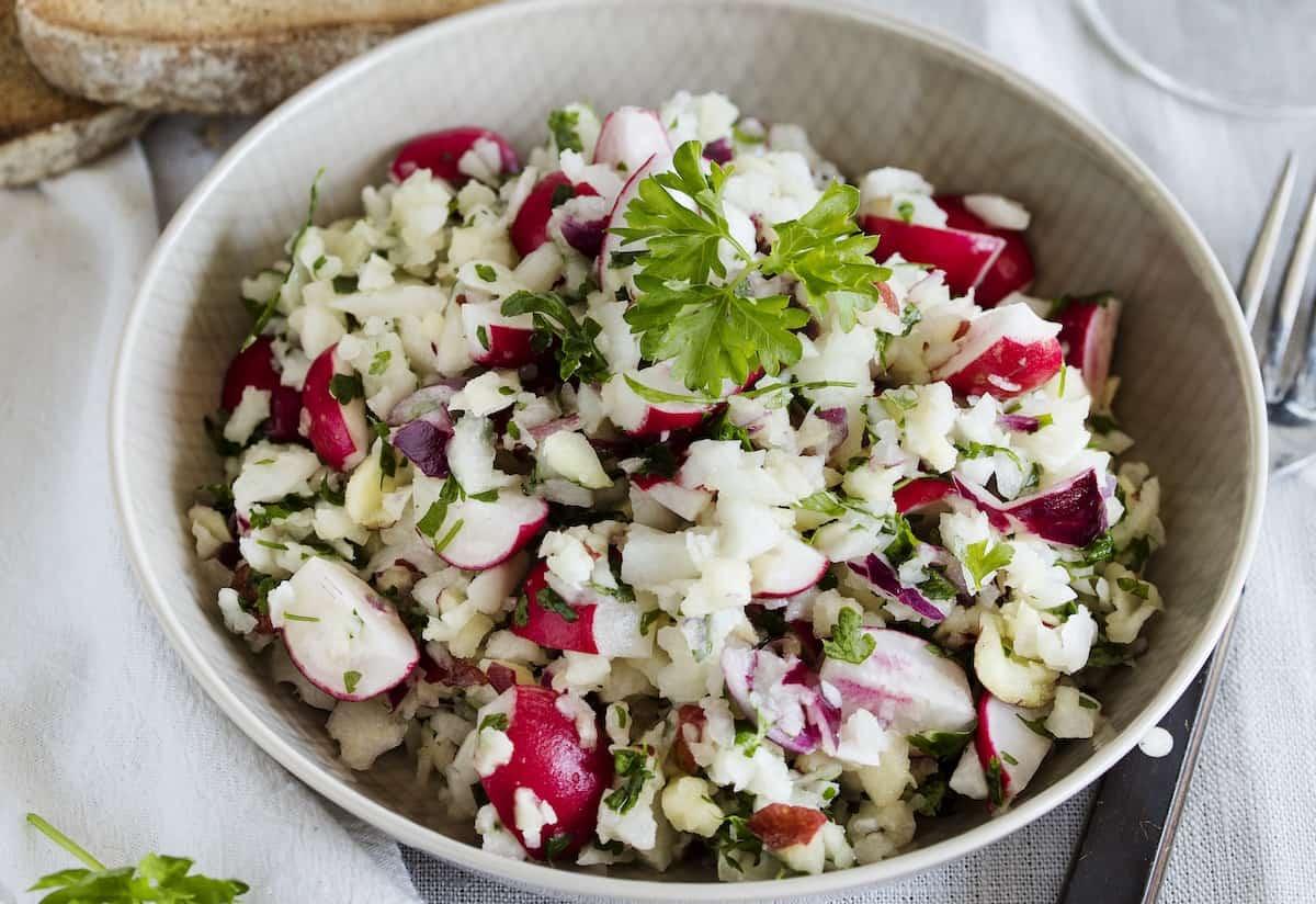 Radieschensalat mit dem Thermomix® - Foto: Anna Gieseler