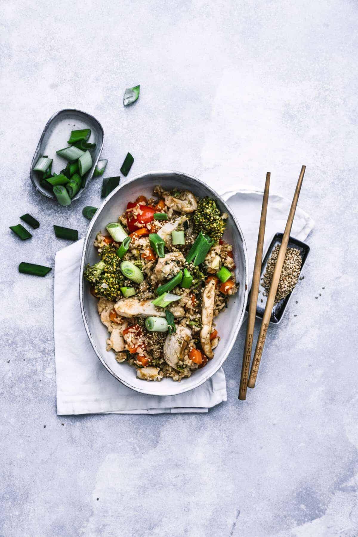 asiatische Küche - Rezepte für den Thermomix | zaubertopf.de