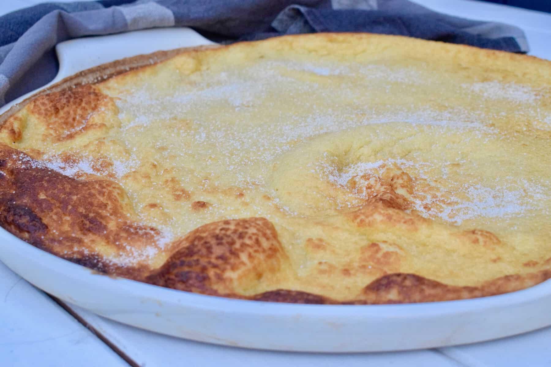 Ofenpfannkuchen mit dem Thermomix® –Foto: Nicole Stroschein