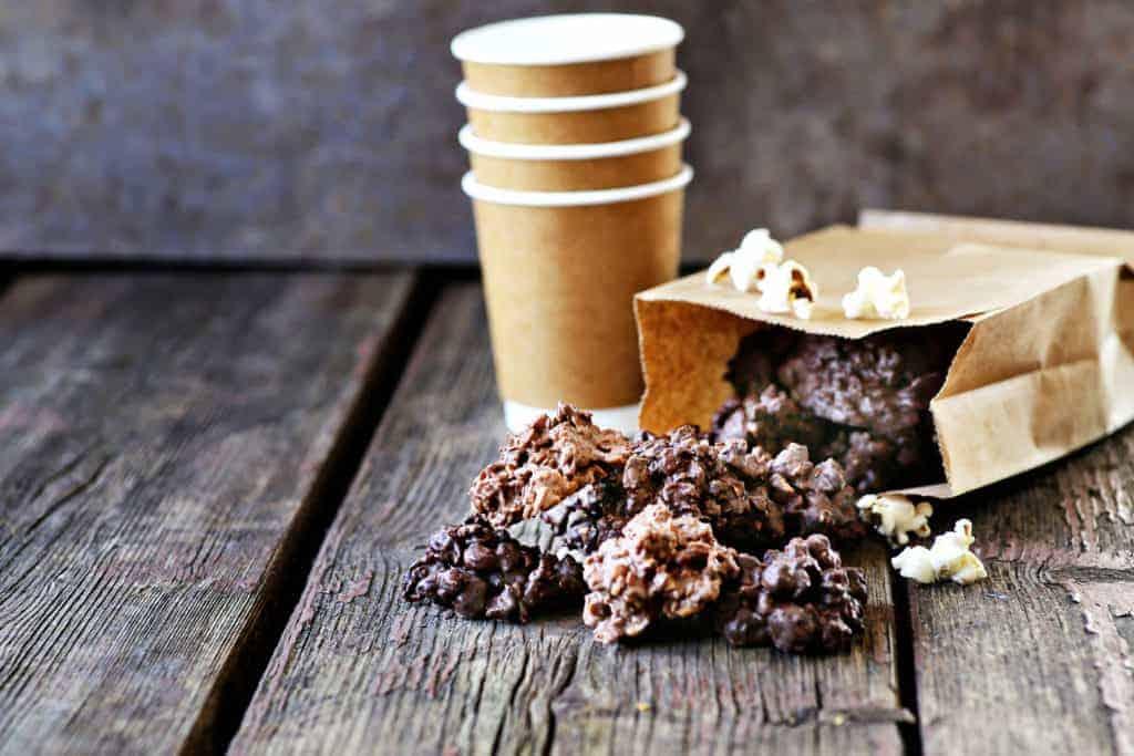 Popcorn-Crossies aus dem Thermomix® Foto: Alexandra Panella