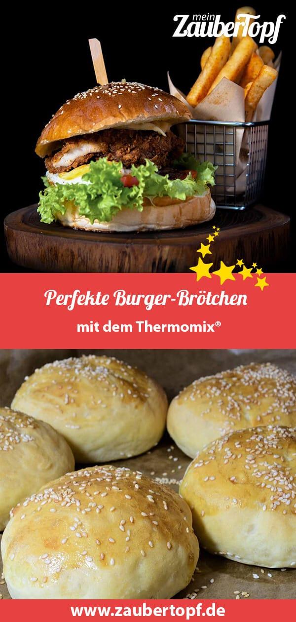 Burger-Brötchen mit dem Thermomix® – Foto: Unsplash / Pixabay