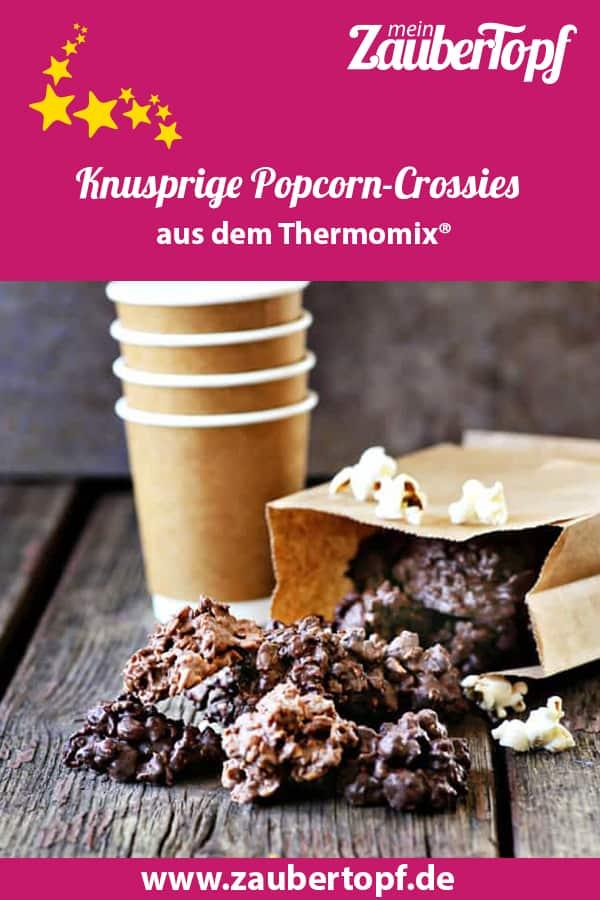 Knusprige Popcorn-Crossies aus dem Thermomix® - Foto: Alexandra Panella