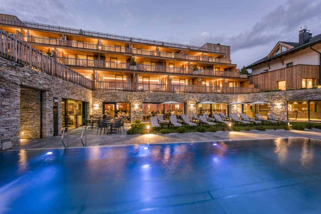 Bergidyll Hotel Tratterhof PR