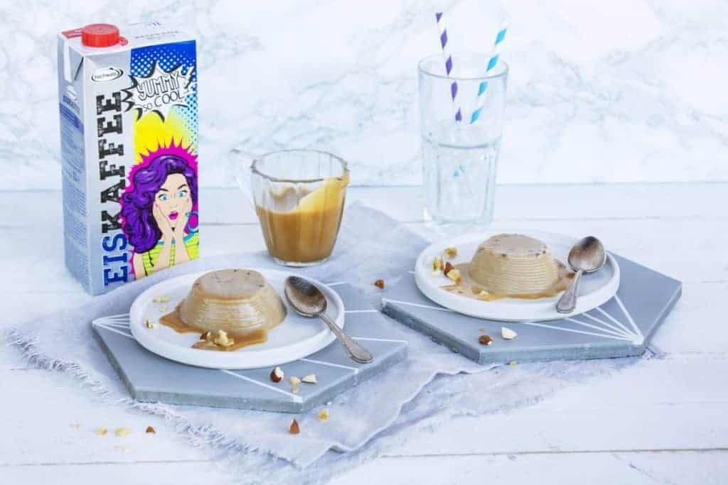 Panna Cotta mit Eiskaffee mit dem Thermomix® –Foto: Kathrin Knoll