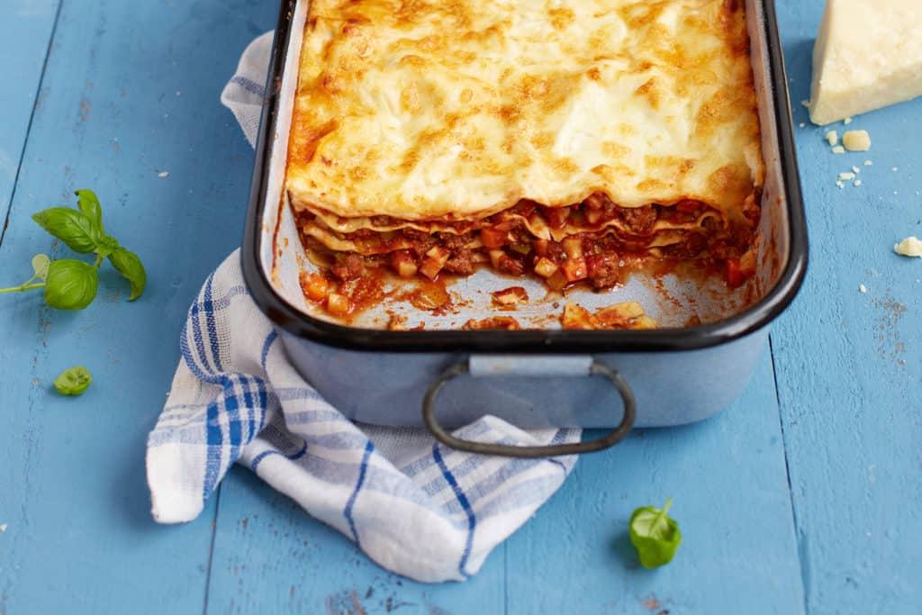 Klassische Lasagne Bolognese mit dem Thermomix® – Foto: Nicky & Max
