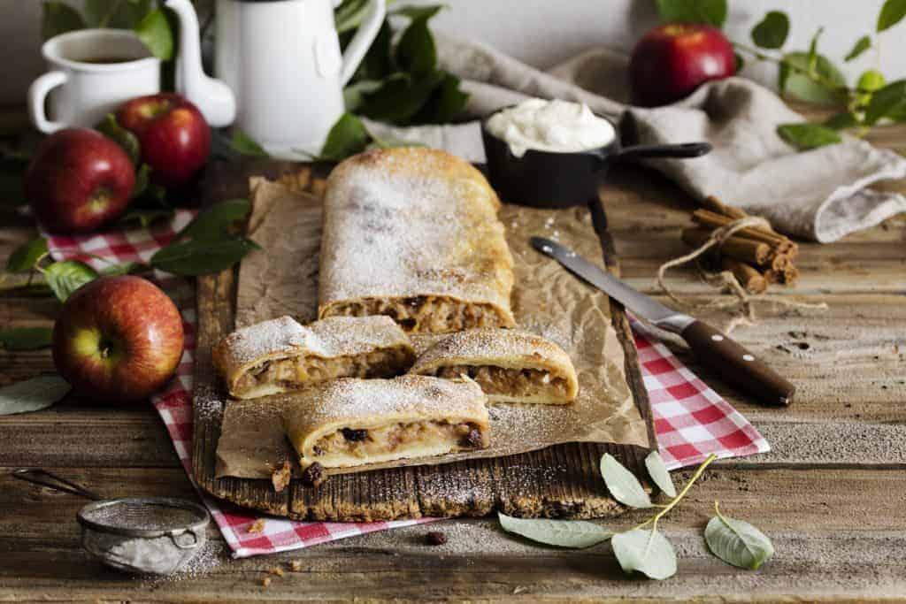 Warmer Apfelstrudel für den Thermomix®- Foto: Anna Gieseler