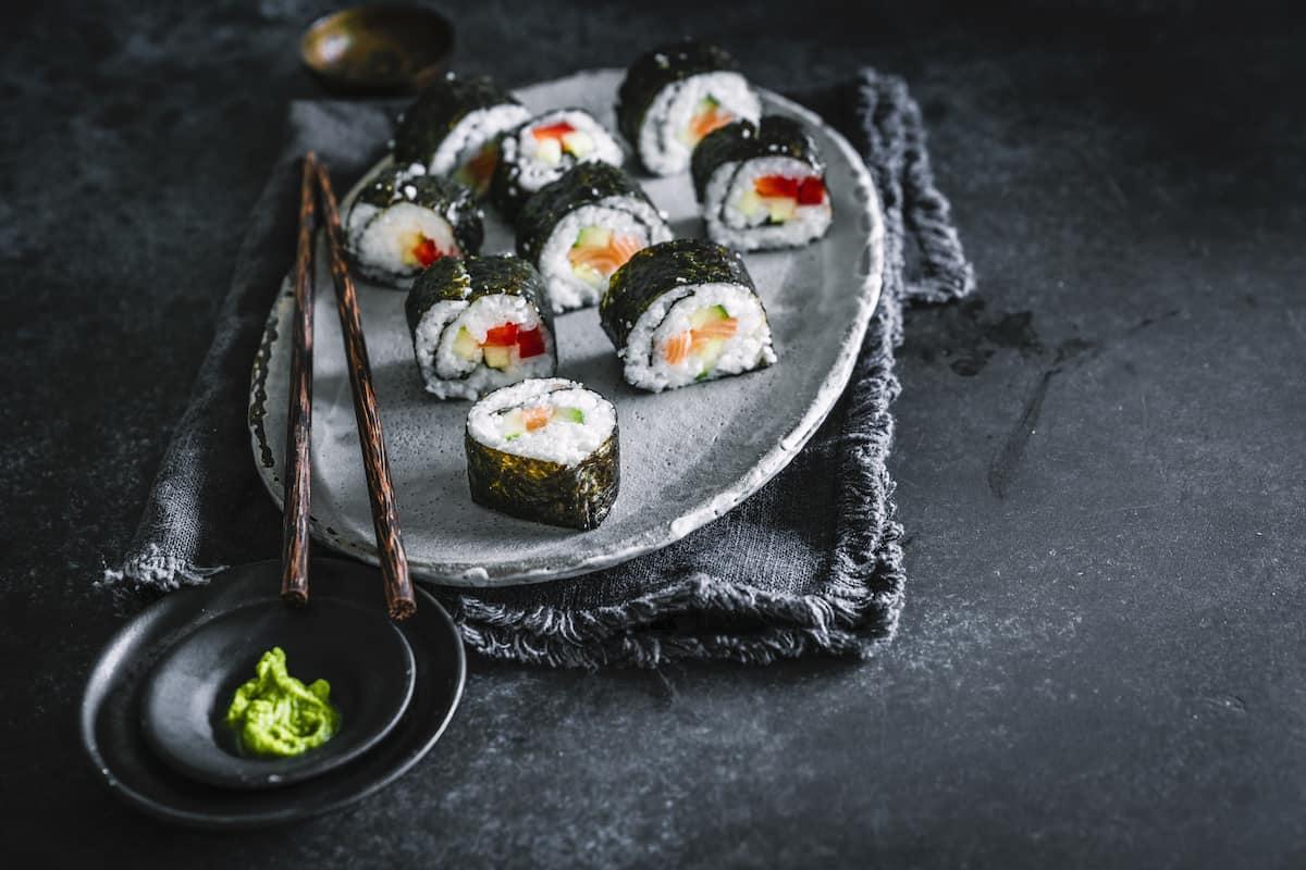 Sushi, mein ZauberTopf 6-2019 – Foto: Tina Bumann