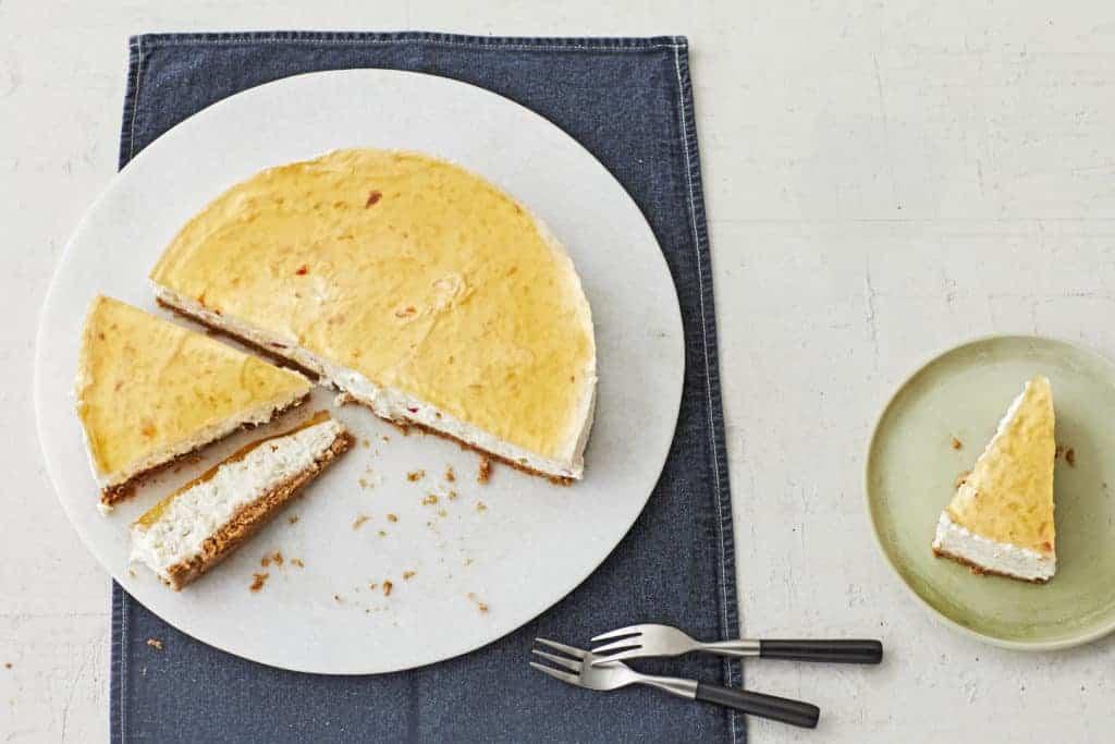 Apfel-Schmand-Torte mit dem Thermomix® – Foto: Jorma Gottwald