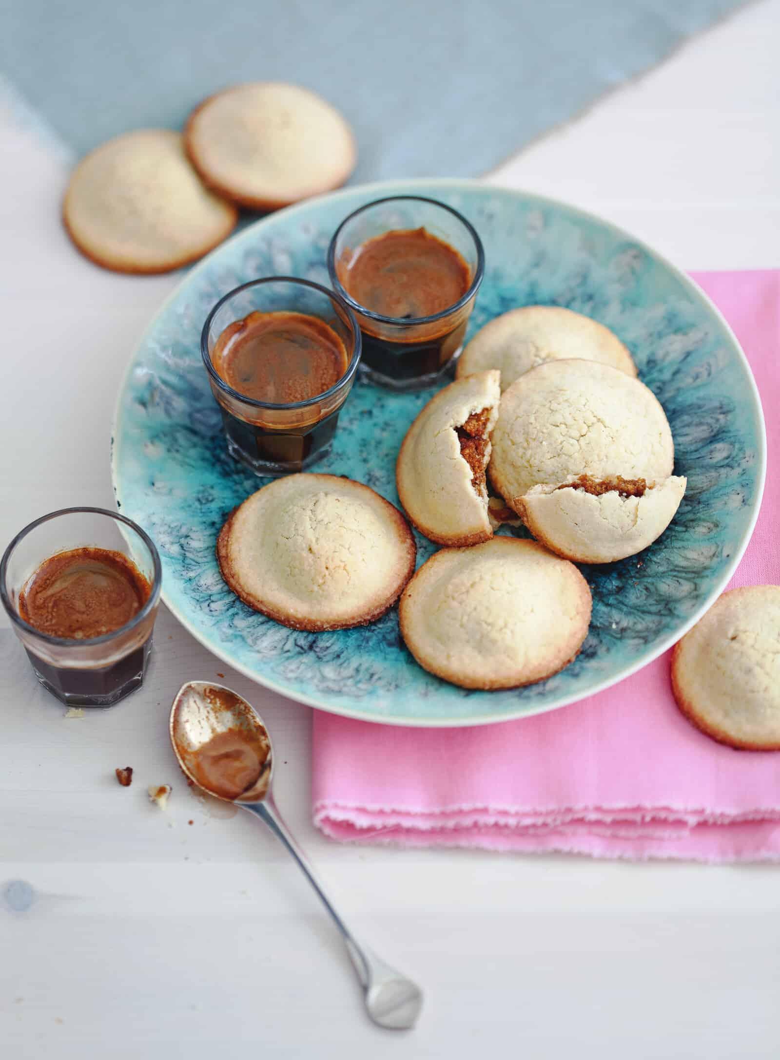 Espresso-Mandel-Kekse mit dem Thermomix® – Foto: Ira Leoni