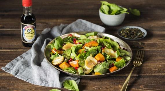 Ofenkürbis-Salat mit dem Thermomix® –Foto: Anna Gieseler