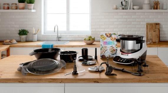 Cookit von Bosch in Küche – Foto: PR