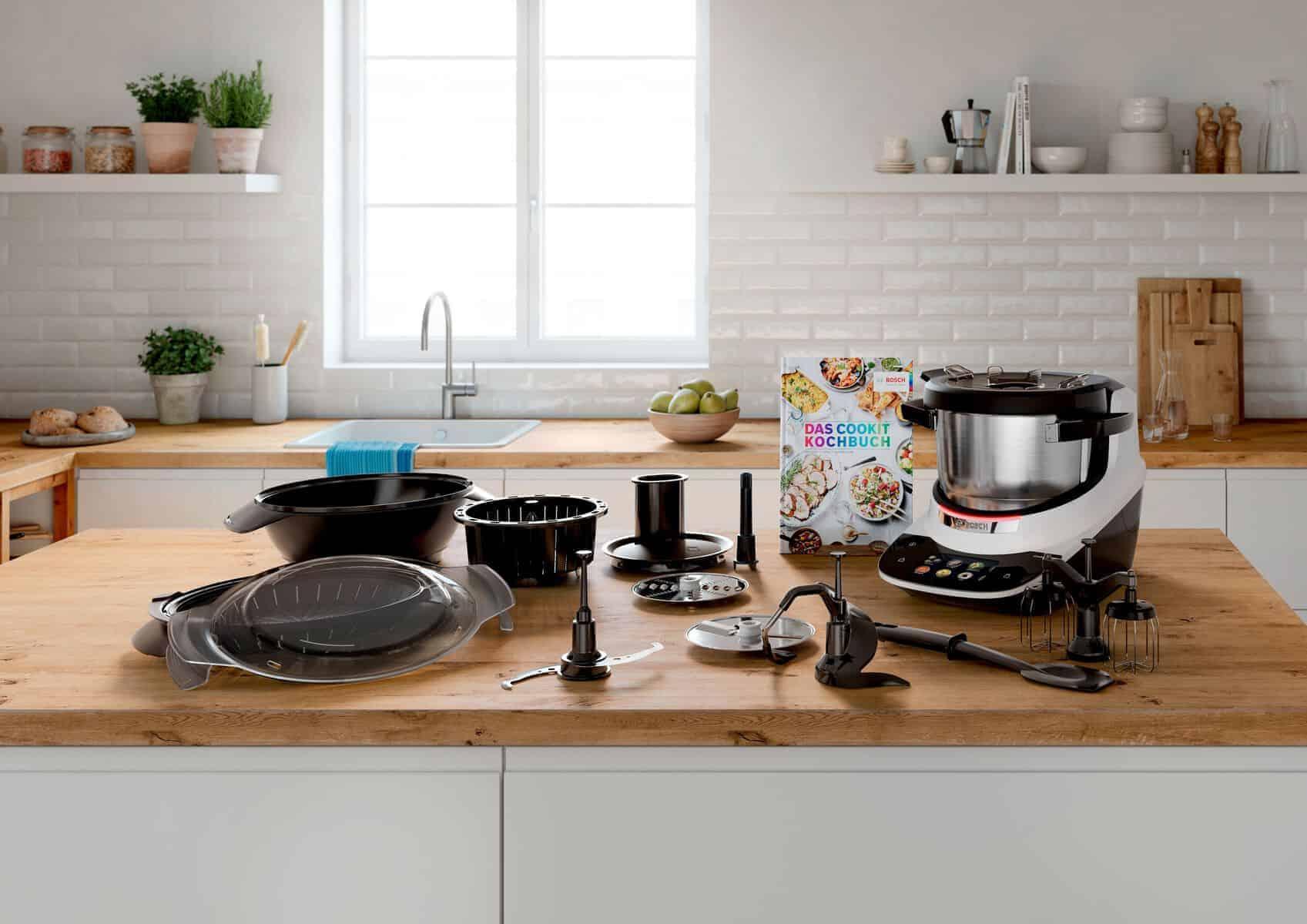 Bosch Cookit – Foto PR