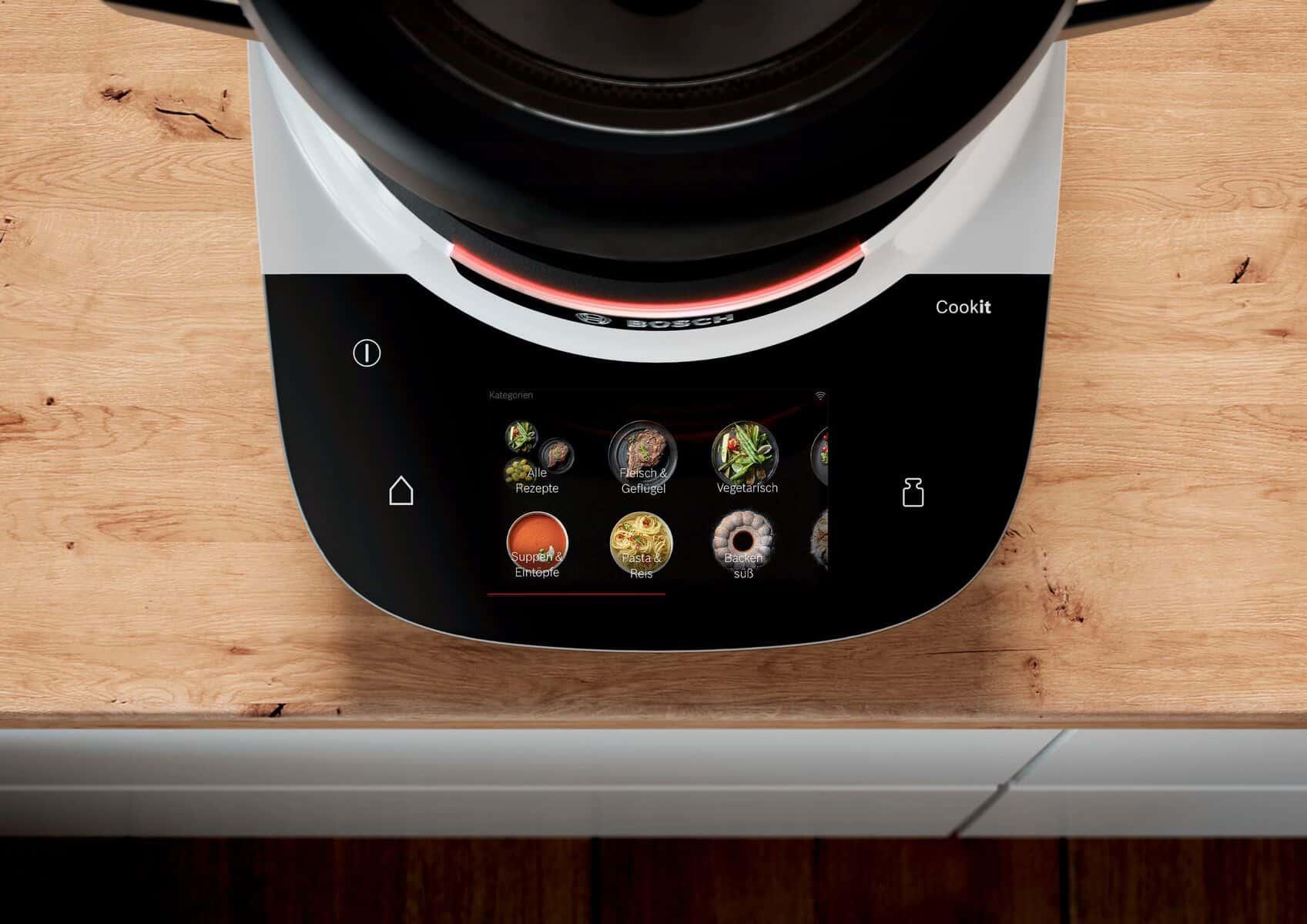 Bosch Cookit – Foto: PR