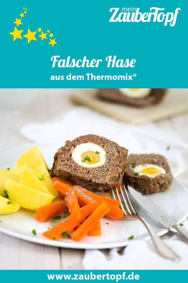 Falscher Hase mit dem Thermomix® –Foto: Désirée Peikert