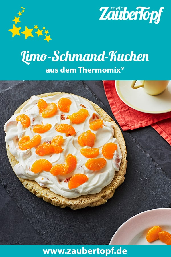 Limo-Schmand-Kuchen aus dem Thermomix® - Foto: Jorma Gottwald