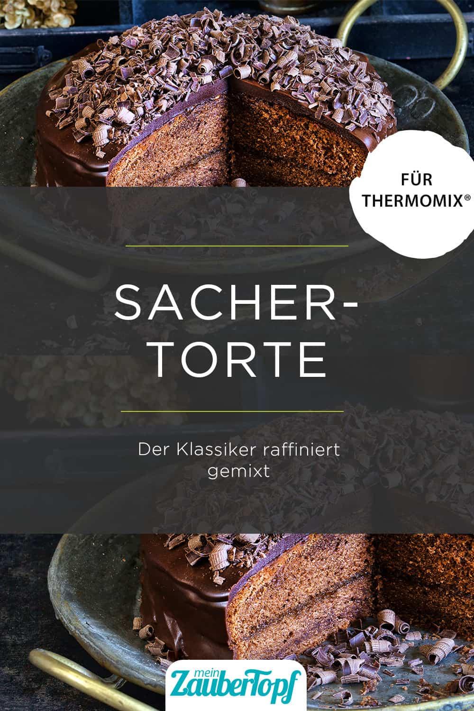 Sachertorte mit dem Thermomix® –Foto: Frauke Antholz