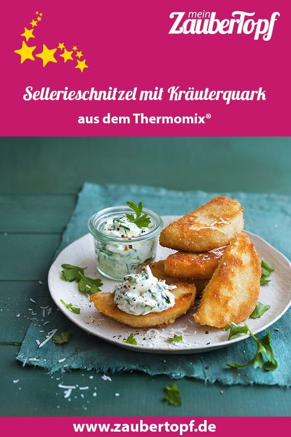 Sellerieschnitzel mit dem Thermomix® – Foto: Ira Leoni