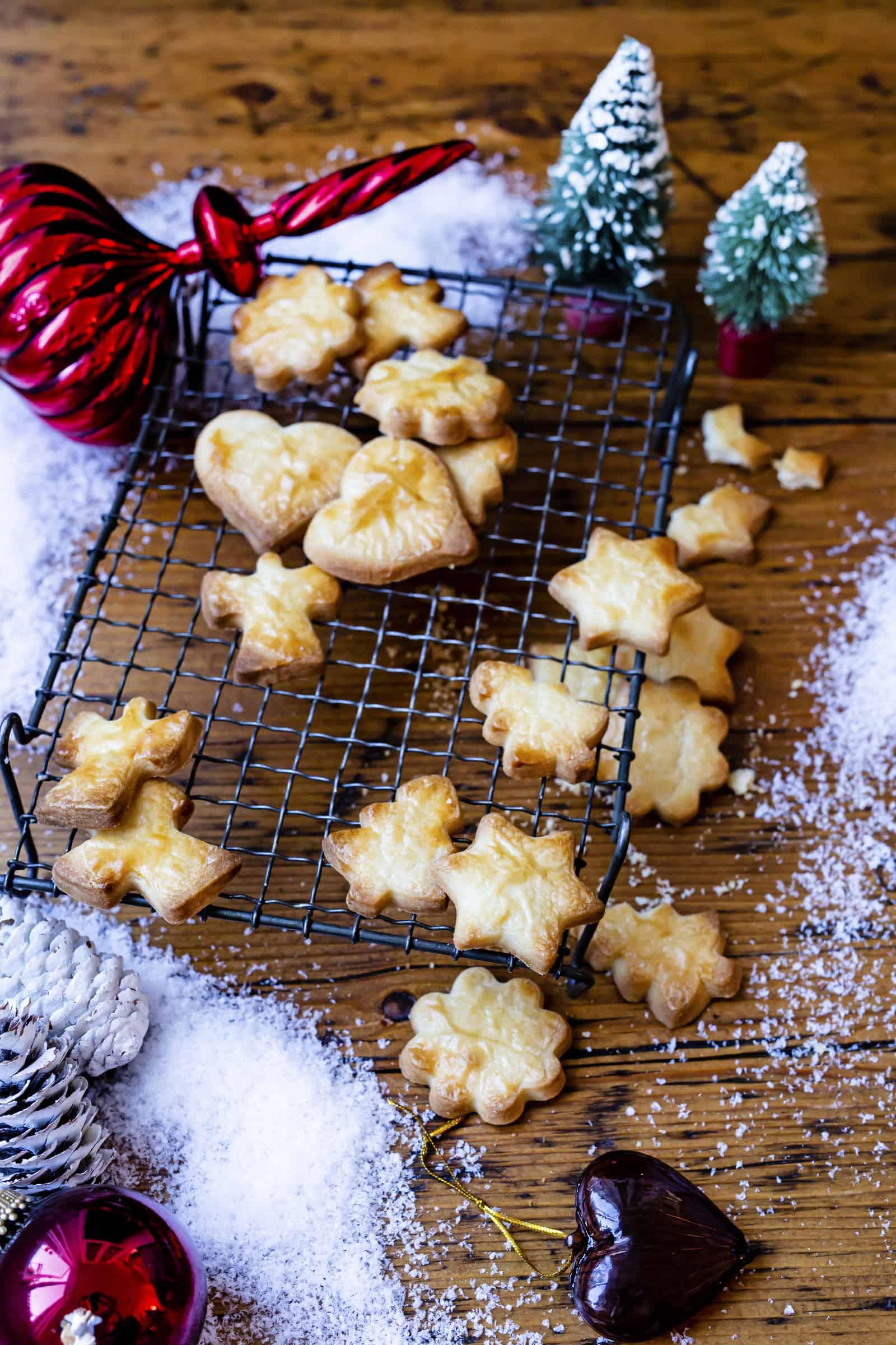 Butterplätzchen mit dem Thermomix® –Foto: Sophia Handschuh
