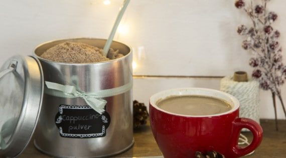 Cappuccinopulver mit dem Thermomix® –Foto: Kathrin Knoll