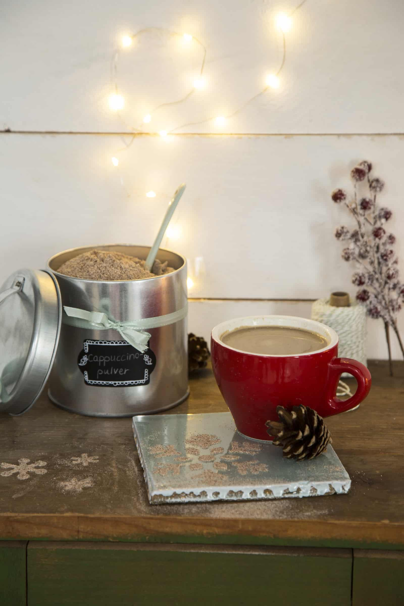 Cappuccinopulver mit dem Thermomix® – Foto: Kathrin Knoll