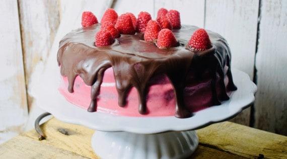 Schoko-Himbeer-Torte mit dem Thermomix® – Foto: Nicole Stroschein