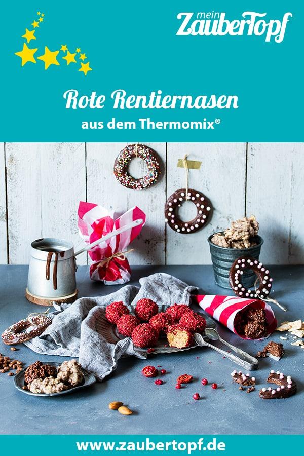 Rentiernasen mit dem Thermomix® – Foto: Anna Gieseler