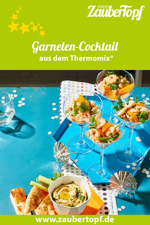 Garnelen-Cocktail aus dem Thermomix® - Foto: Oliver Hauser
